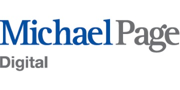 Logo for Michael Page Digital